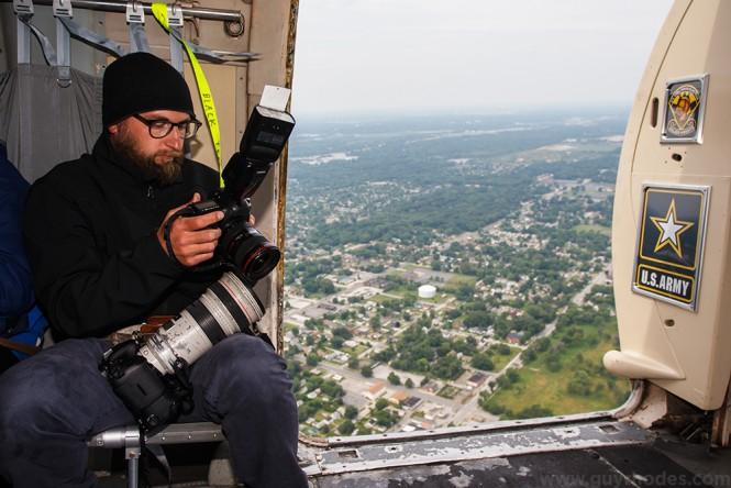 Times photographer Jonathan Miano